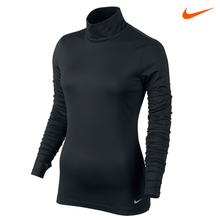Nike Golf Ladies 685336-010 Fast Sweat Long Sleeve Underwear Sports Underwear Spring