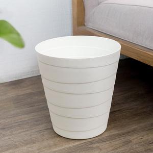 聚可爱 创意简约<span class=H>垃圾桶</span>客厅卧室家用垃圾筒纸篓厨房无盖<span class=H>垃圾桶</span>