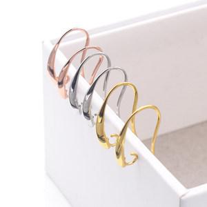 S925<span class=H>银</span>耳环配件耳饰手工 DIY材料自制耳环耳钉饰品配件<span class=H>半成品</span>材料