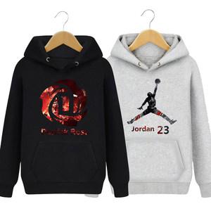 科比詹姆斯<span class=H>艾弗森</span>春秋季男士薄款NBA篮球连帽<span class=H>卫衣</span>学生运动<span class=H>外套</span>潮