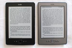 Amazon亚马逊kindle K4 K5<span class=H>电纸书</span>阅读器轻薄便携eink墨水屏