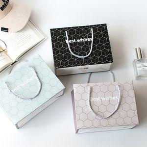 袋子大号纸袋手提袋碎花春节打包包包一个纯色纸质包装盒礼物盒