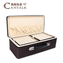 Jewelry Pallet Jewelry Box Jewelry Receiving Box Jewelry Show Portable Jewelry Box Display Collection