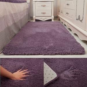 北欧加厚羊羔绒客厅茶几<span class=H>地毯</span>卧室床边飘窗毯榻榻米长方形满铺定制