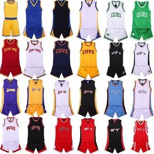 空白<span class=H>女生</span>篮球服韩版潮短<span class=H>袖套</span>装男童定制大学生<span class=H>夏季</span>训练队服篮球衣