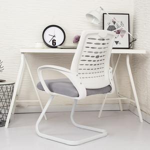 办公椅<span class=H>电脑椅</span>家用工作职员靠背时尚椅子休闲网布老板椅转椅子