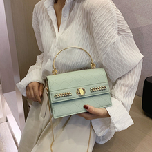 Youha Bag Girl Bag Summer Bright and Fresh 2019 New Style Simple and Fresh Slant Bag Advanced Ocean-style Handbag