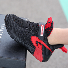Boys'Shoes New Summer Children's Shoes 2019 Men's Mesh Breathing Children's Spring and Autumn Sports Shoes Summer