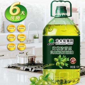 北大荒橄榄油非转基因植物油5L装