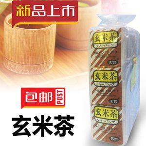 <span class=H>玄米</span>茶 日式袋泡茶 <span class=H>玄米</span><span class=H>茶包</span>寿司店专用泡茶米茶米2g*100包邮。