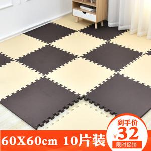 泡沫<span class=H>地垫</span>拼接家用儿童爬爬垫卧室榻榻米加厚爬行垫拼图海绵地板垫
