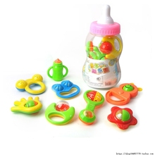 Boys and girls boys' toys baby toys baby toys bottled baby
