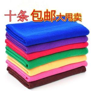 特价毛巾批发吸水包邮理发店美容院超细纤维包头毛巾 一次性抹布