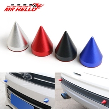 General anti-collision sticker, anti-scratch and anti-scratch for automobile exterior decoration to protect tail vertebrae