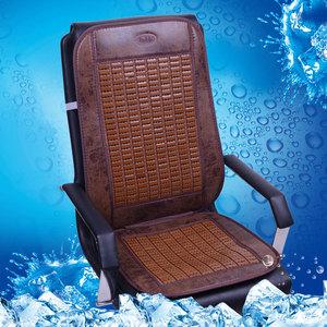 布兜 天然碳化麻将块老板椅<span class=H>坐垫</span> 电脑办公椅垫 夏季凉席<span class=H>坐垫</span>凉垫