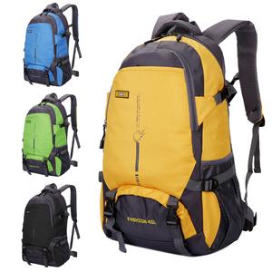新款户外超轻大容量<span class=H>背包</span>旅行防水登山包女运动书包双肩包男25L45L