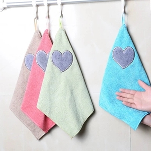 创意居家居日用百货厨房用品用具擦手洗碗毛巾小东西1至10元包邮