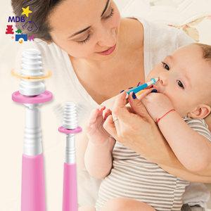 MDB婴儿鼻刷<span class=H>宝宝</span>清洁<span class=H>鼻腔</span>洗鼻器儿童清除鼻涕疏通鼻塞通鼻棒