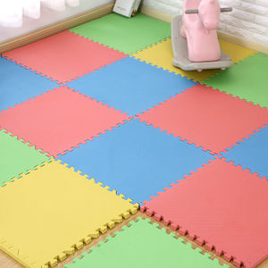 加厚泡沫地垫拼图卧室地板垫爬垫