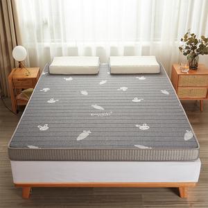 乳胶床垫加厚0.9m1/1.2/1.35/1.5/1.8x1.9*2米天然床垫宿舍床褥子