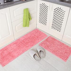 皇家厨房田园地垫卫浴防滑门口吸水门垫防油脚垫卧室长条床边毯