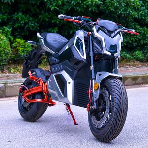 新款小猴子m5 小怪兽z6电动<span class=H>摩托车</span>72v电瓶车高速电摩双人跑车男