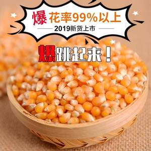 爆裂小玉米粒爆米花微波爆花玉米