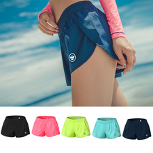 2008 New Women's Beach Shorts Fast-drying Summer Korean Loose Leisure Thai Seaside Resort Multicolored Surfing Pants