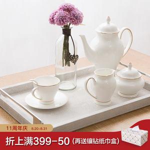 欧式创意长方形托盘 茶具茶杯水杯托盘 家用大号客厅餐盘水<span class=H>果盘</span>子
