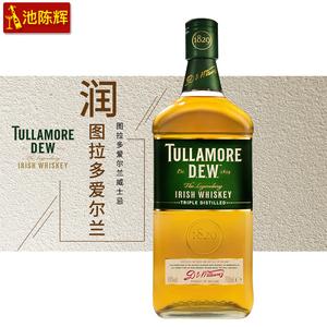 图拉多爱尔兰<span class=H>威士忌</span> TULLAMORE DEW IRISH <span class=H>WHISKEY</span> 洋酒700ml