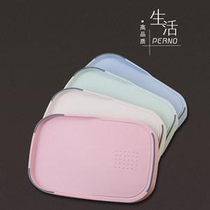 小麦秸秆切<span class=H>菜板</span>抗菌砧板多功能环保厨房刀板防霉塑料家用水果案板