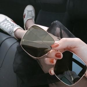 韩国新款复古文艺<span class=H>眼镜</span>框男女 装饰平光镜个性百搭配近视<span class=H>眼镜</span>潮女