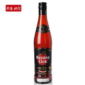 哈瓦纳俱乐部<span class=H>朗姆</span><span class=H>酒</span> 哈瓦那7年黑<span class=H>朗姆</span>Havana Club Dark <span class=H>Rum</span> 洋<span class=H>酒</span>
