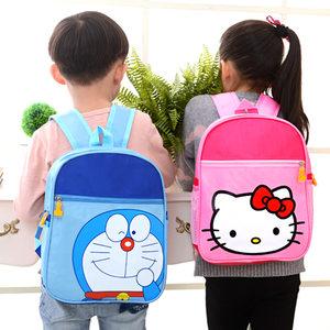 幼儿园卡通<span class=H>书包</span>男孩女童小背包儿童双肩包包幼童宝宝1-3-5-6岁潮
