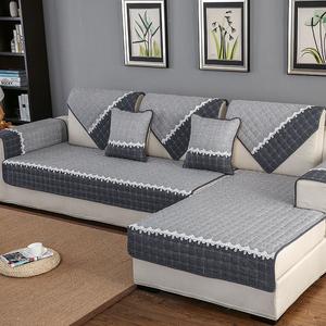 沙发垫欧式四季通用布艺沙发套罩