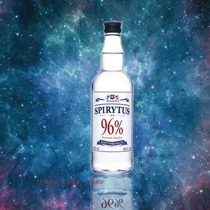 96度高度烈酒 Spirytus rektyfikowany生命之水<span class=H>伏特加</span> 波兰原装