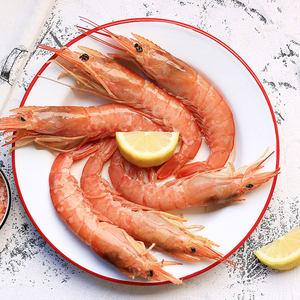 野生海捕<span class=H>对虾</span>大虾鲜虾进口阿根廷大红虾L1 2kg
