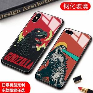 华为nova4E哥斯拉360N6/N7怪兽之王oppoA5A7手机壳RENO坚果pro2/3