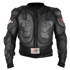 摩托车越野机车服赛车队衣服防护具冬季骑行<span class=H>服饰</span>跑车防摔护甲装备