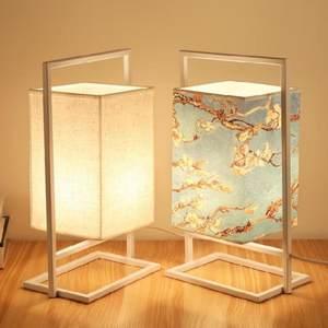 工业台灯创意时尚简易个性可调光卧室床灯浪漫现代宿舍梳妆大气后