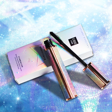 Take 2 pieces of second star Mascara Long, naturally curled, encrypted, durable, non staining and waterproof.