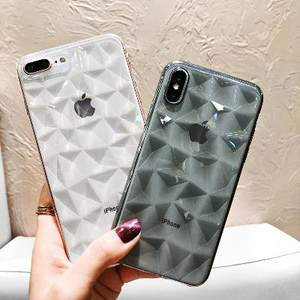 透明硅胶<span class=H>苹果</span>X<span class=H>手机壳</span>iphone8plus软壳7白色iphoneX简约女款6s新款