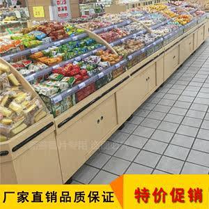 可定做干果柜坚果<span class=H>糖果</span>柜木质超市零食货柜货架散装杂粮<span class=H>展示柜</span>苏州