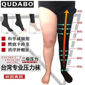 春秋大码压力专业<span class=H>连裤</span>袜塑形产后打底弹力显瘦腿美腿袜睡眠 200斤