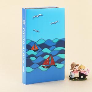 NCL 插页式6寸相册影集插页式大容量记录本家庭宝宝成长纪念册