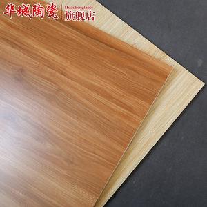 简约现代黄色仿木纹<span class=H>地砖</span>800X800客厅卧室地板砖仿古砖亚光防滑砖