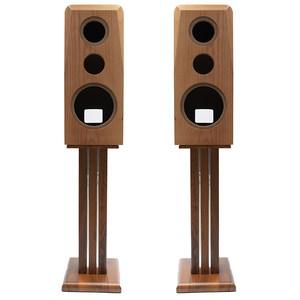 汽车音箱<span class=H>喇叭</span>试音箱<span class=H>喇叭</span>测试箱6.5寸二分频三分频音箱高密谋板材