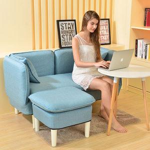 创意日式折叠懒人椅多功能<span class=H>沙发床</span>懒人沙发休闲布艺沙发椅卧室沙发