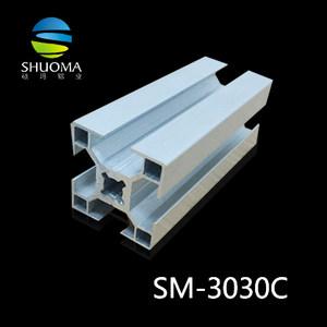 3030C工業鋁合金<span class=H>型材</span>,鋁<span class=H>型材</span>工作臺,工業自動化設備<span class=H>框架</span>鋁<span class=H>型材</span>