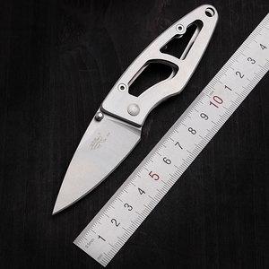 三刃木6014钥匙扣小刀防身随身折刀折叠刀瑞士军刀水果刀迷你小刀